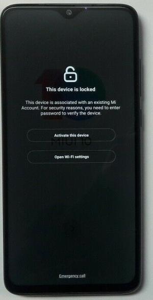 Xiaomi Fabrika Ayarlarına Döndükten Sonra Mi Hesabı Girmeyi Zorunlu Tutuyor.