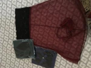 Suiso Collection 14 Parça L Beden İç Giyim Seti Aldım 128 Tl Ödedim Ancak Paketten Başka Şeyler Çıktı