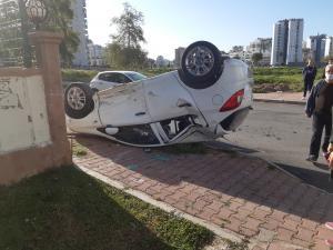 Opel Marka Arabamın Airbagleri Açılmadı