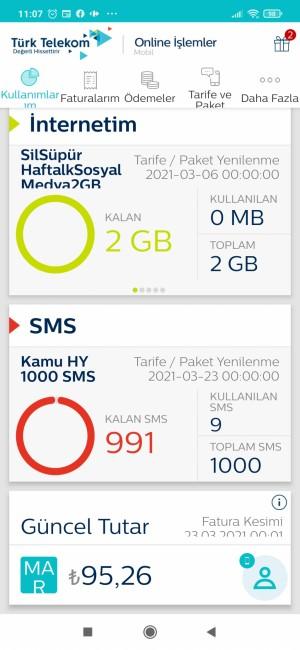 Telekomat Haberleşme 70 Tl Faturama Yansıdı Kimseyi Aramamama Rağmen