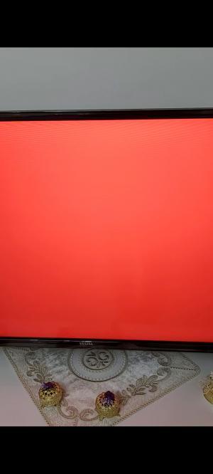 Vestel Ekran Renk Geçişi