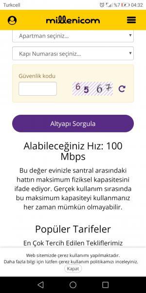 Türk Telekom 20 Metre Karşımızdaki Binaya 100 Mbps Bize 0