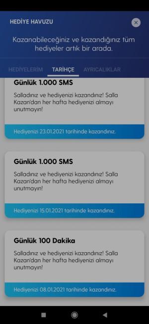Turkcell Adaletsiz Salla Kazan
