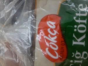 A101 Market Aldığım Ürünler Bozulmuş Çıkıyor Çiğköfte Ve Hazır Tatlılar