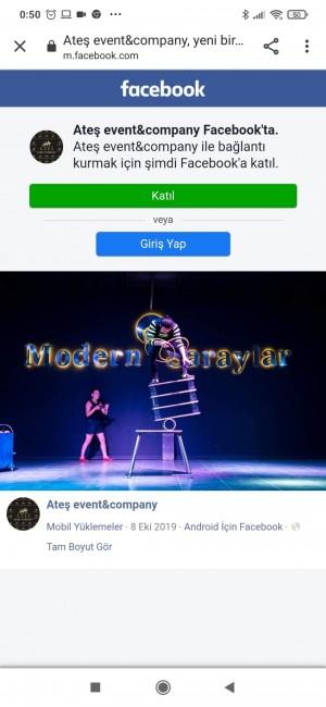Ateş Event&company- Hikmet Koçer Şikayet