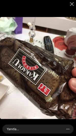 Eti Bisküvinin İçinden Naylon İp Çıktı Firma Özür Bile Dilemedi