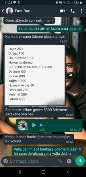 Türk Silahlı Kuvvetleri Borç Ödenmemesi