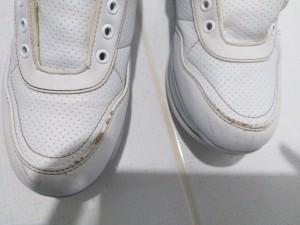 Flo Çürümüş Yıpranmış Spor Ayakkabı
