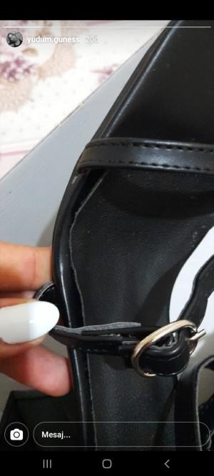 Laminta Ayakkabı Defolu Ayakkabı