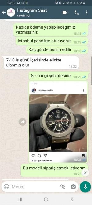 Modern.saatler Hiçbir Şekilde Ulaşım Sağlayamadığım Gibi Paramı İade Alamıyorum
