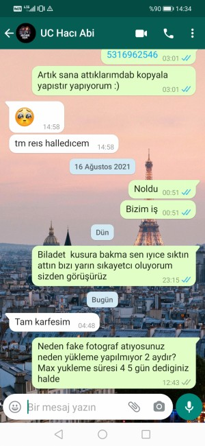 Hacı Abi Game Uc Satış