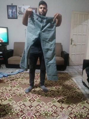 Sugarfasion Erkek Pantolonu Sipariş Etmiştim Ama Bana Gelen Küçük Kız Çocuğu Pantolonları