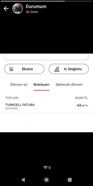 Turkcell Faturam İki Defa Ödenmiştir