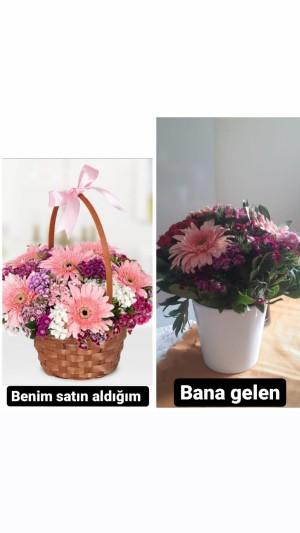 Ciceksepeti.net Görselle Gelen Çiçek Farkı