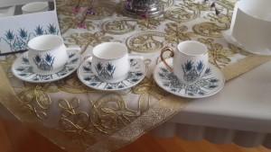 Karaca Home Hatalı Kahve Fincanı Takımı