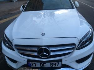 Mercedes İç Aksamda Ve Ön Dış Tampon Mikelajlarında Kendiliğinden Buruşma Ve Sunroof Mekanizmasında Bozulma.