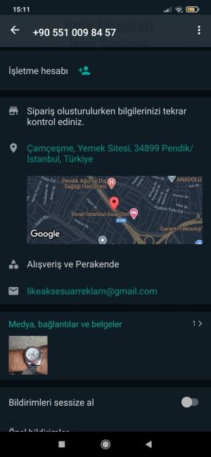 Like.aksesuar Instagram Hesabı Üzerinden Alışveriş Sitesi