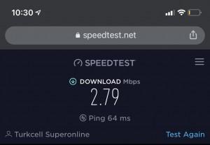 Turkcell Superonline İnternet Bağlantı Sorunu Ve Hızı