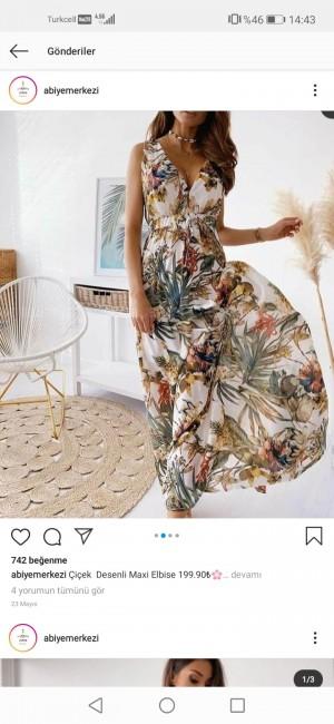 Elbisemerkezii İstediğim Elbiseyi Değil Başka Elbise Yolladılar