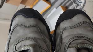 Greyder Kalitesiz Çıkan Ayakkabıyı İade Almadılar. Bir Ay İçerisinde Ayakkabım Açıldı Derisi Kırıştı Ve Çöktü