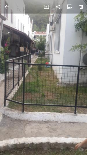 Barışkent Sitesi (Muğla-Marmaris) Kendime Ait Evimin Bahçesine Müdahale