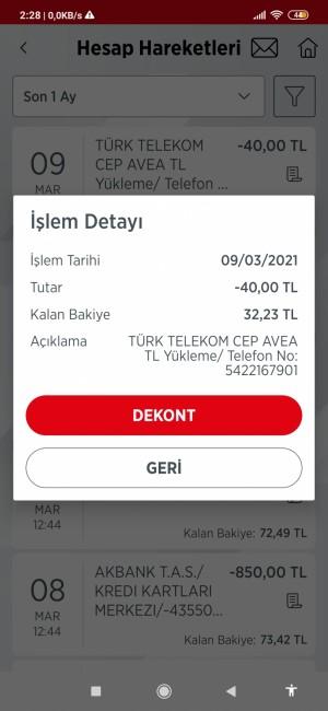 Türk Telekom Kesinlikle Mobili Paket Tanımlamıyor