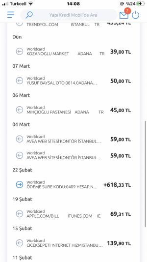 Türk Telekom Kredi Kartından Paket Yaptırdım Olmadı