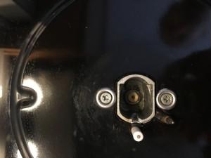 Bosch Siyah Cam Olan Ocağın Üzerinde Kabarcıklar Oluştu