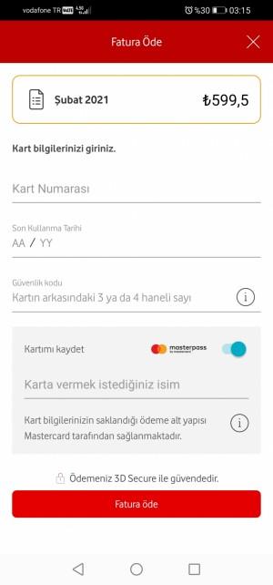 Vodafone Son Ödeme Tarihinin 2 Hafta Uzatılması