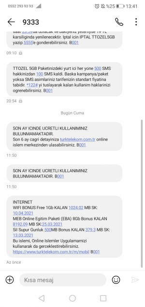 Türk Telekom Haksız Yere Para Kesti
