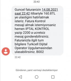 Turkcell Ve Cepzone Firmalarının Turkcell Müşterilerinden Haksız Kazanç Sağlamaları