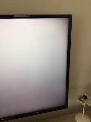 Vestel Tv'nin Ekran Köşelerinde Kararma