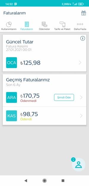 Türk Telekom Yüksek Faturalar Sistemsel Hatalarınız Yüzünden Gelen Ödemeleri Kabul Etmiyorum